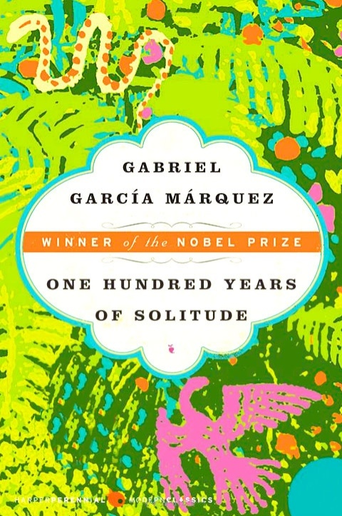 a slow creeping death in gabriel marquezs one hundred years of solitude Realism in the details one hundred years of solitude excerpt from living to tell the tale by gabriel garcia marquez.