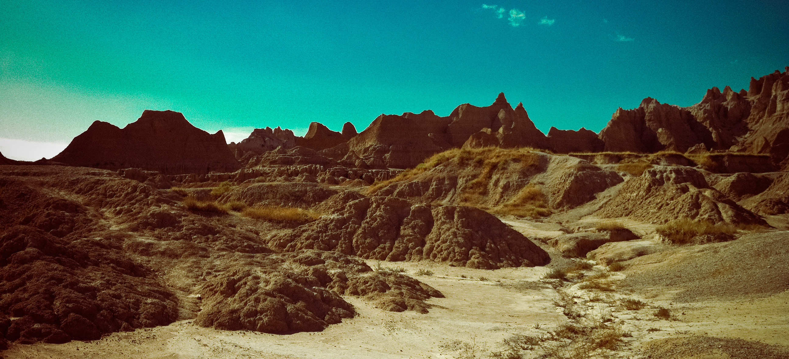 A note about Badlands National Park